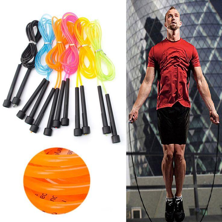 Springen Speed-ball-boxen Geschwindigkeit Cardio Fitnessraum Übung Fitness Einstellbare Springseil 2,8 Mt