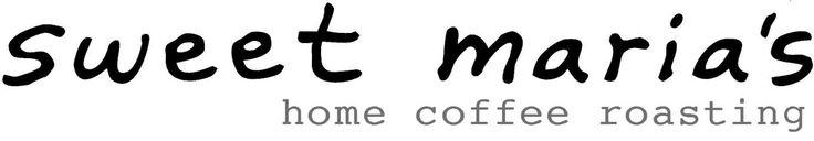 Sweet Maria's Home Coffee Roasting
