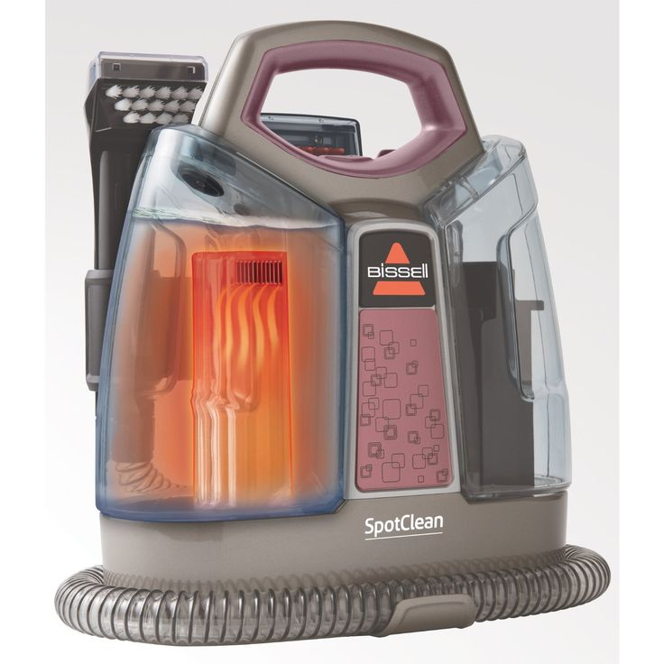 amazoncom bissell spotclean portable carpet cleaner 5207a little green machine