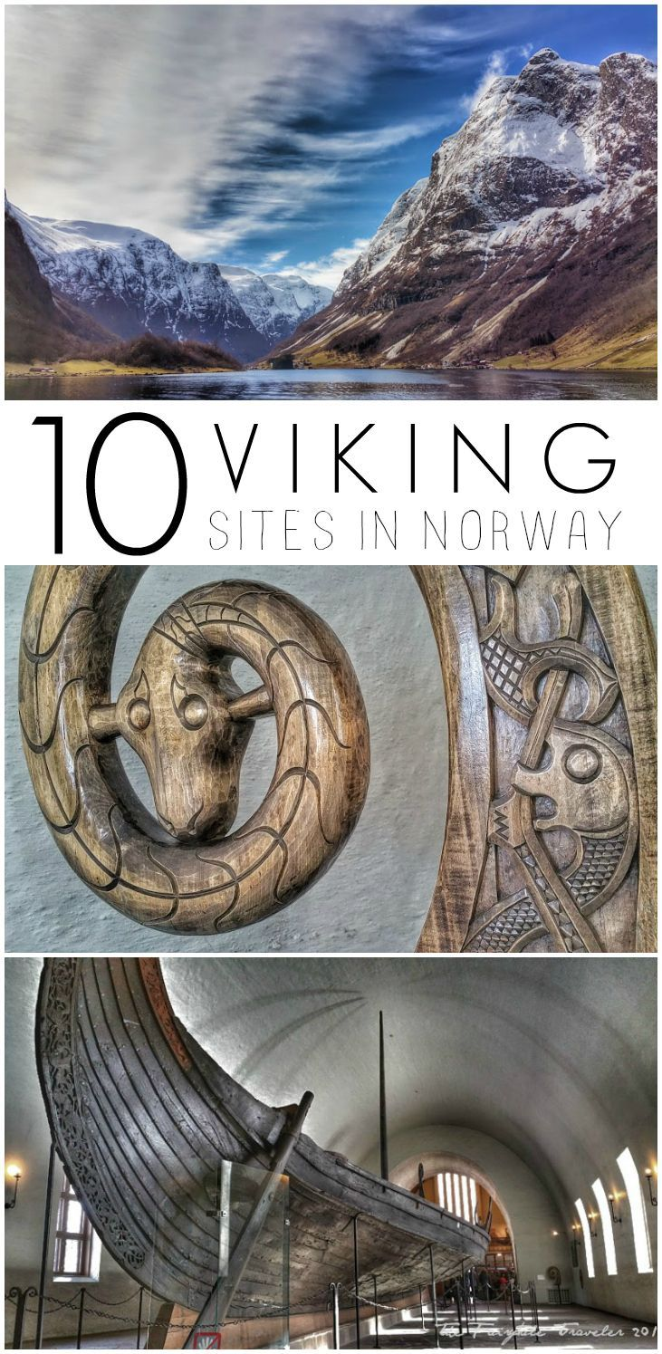 10 Amazing Viking Sites in Norway You Must Visit If You're a Vikings Fan