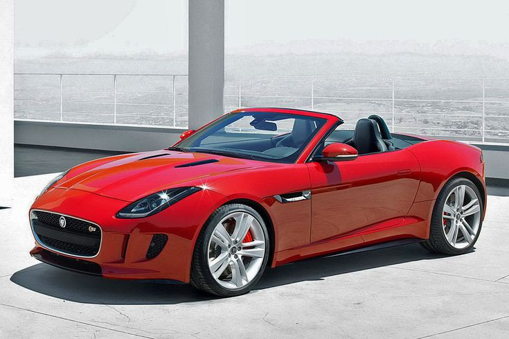 JAGUAR introduced 2012 the new F-Type. Watch the video to get inspired :-) ... just beautiful and sexy!!
