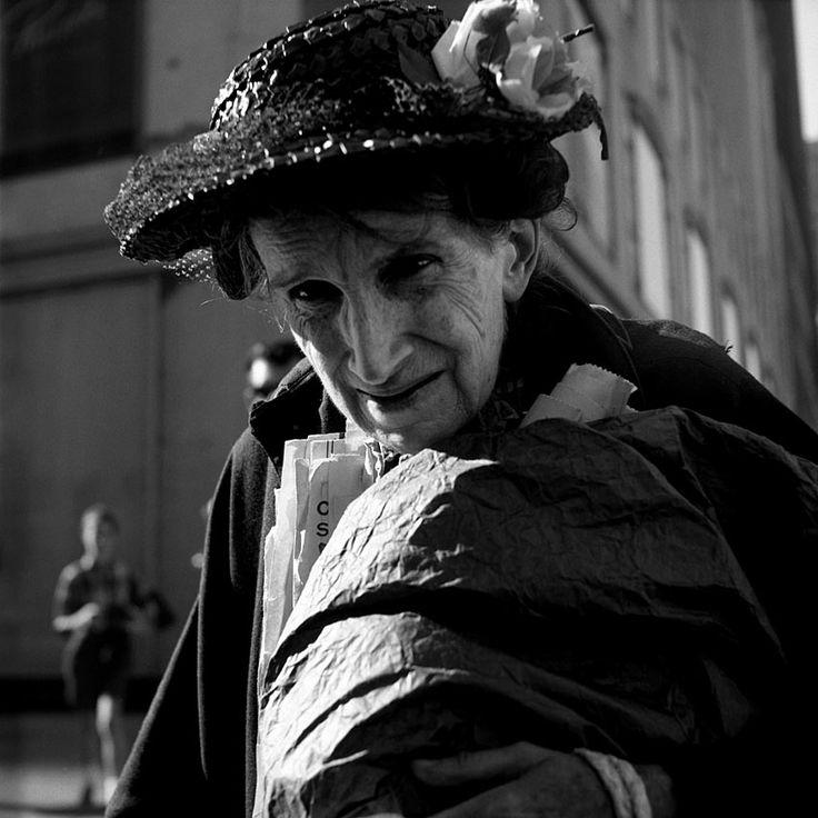Vivian Maier - 1957, Chicago, IL