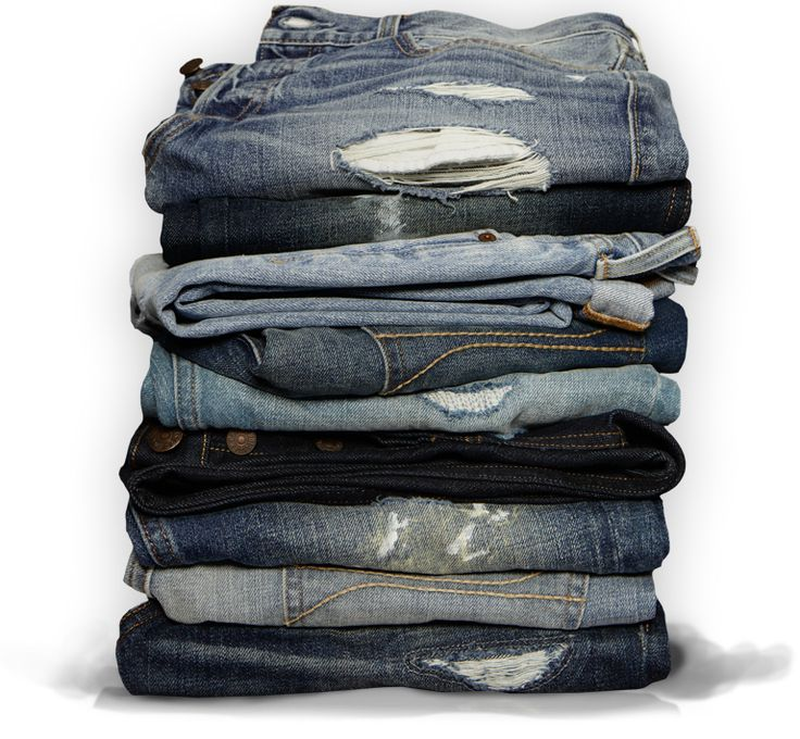 Jeans Wash Guide