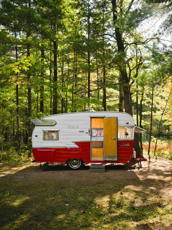 Vintage 1962 shasta travel trailer beautifully restored for Ebay motors car trailers