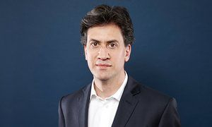 Ed Miliband joins call for soft Brexit as conflict in Labour grows   Politics   The Guardian