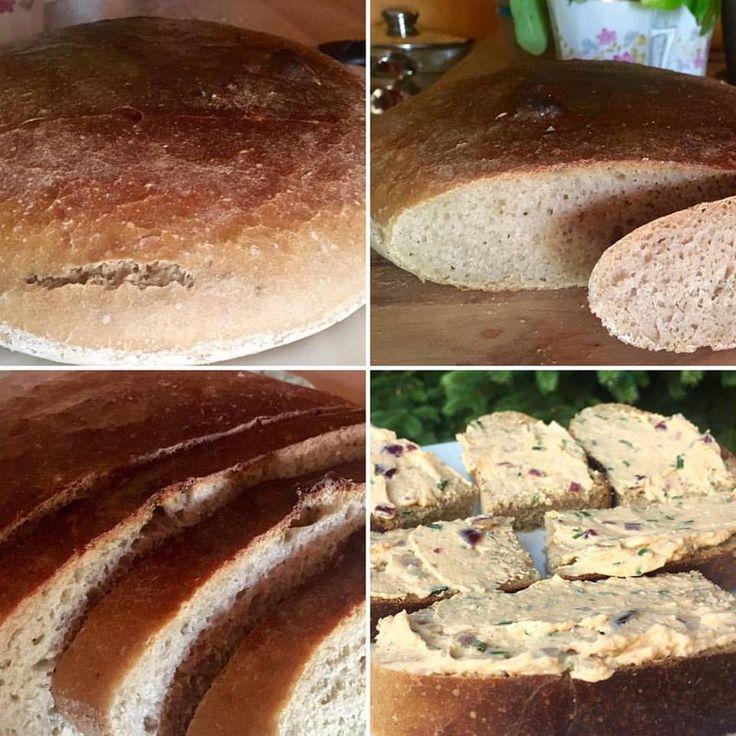 Pšeničný kváskový chlieb