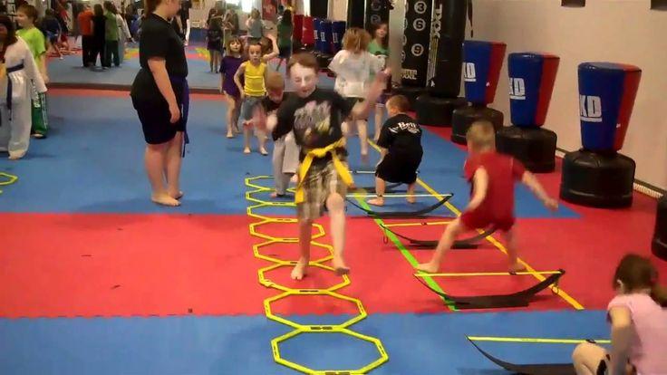 Children's Fitness Class | Kinderturnen Sportunterricht ...