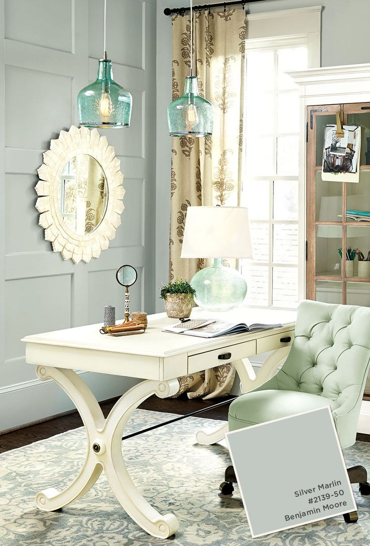 Paint colors from Ballard Designs Spring 2015
