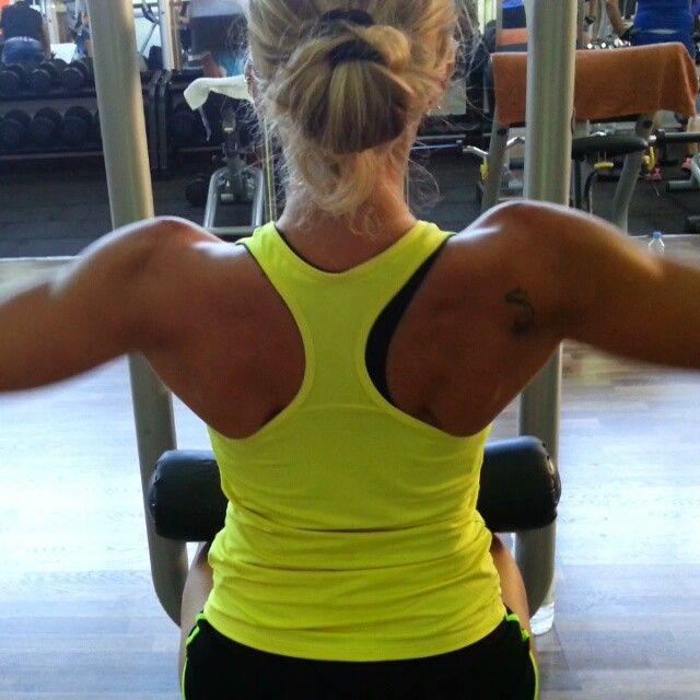 #back to #reality @ the #gym #backprogress #backside #backattack #backexercise #fitnessmotivation #training #traininsane #trainlikeagirl #fitness #fitlifestyle #fitmom #fit #fitnesswoman #fitnessphysique #fitnessaddict #fitnessmotivation #progress #fitnessfreak #nikolaydobrev #fitnessgirl #workout #pushit #icaniwill #fitspiration