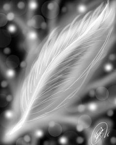 Plume ange