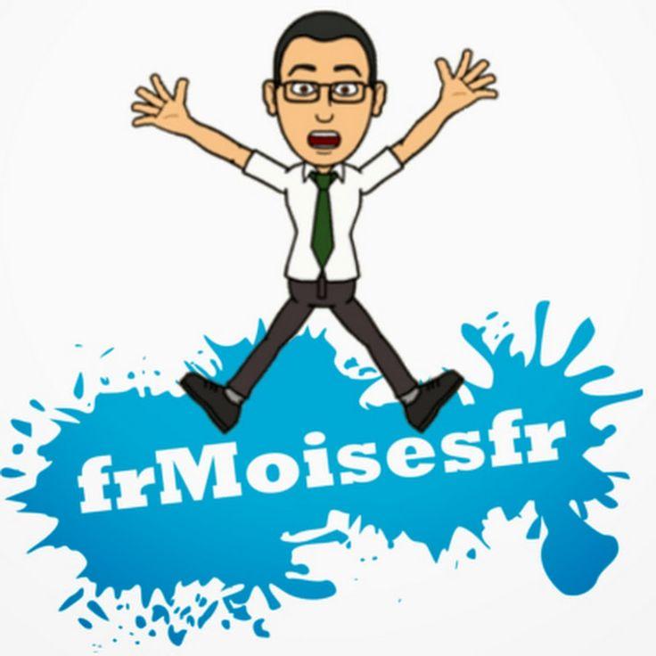 """frMoisesfr """"Mi canal es tu canal""""; aquí podrás ver y comentar diferentes vídeos sobre cursos, videotutoriales, música, informática, deportes, humor. Soy prof..."""