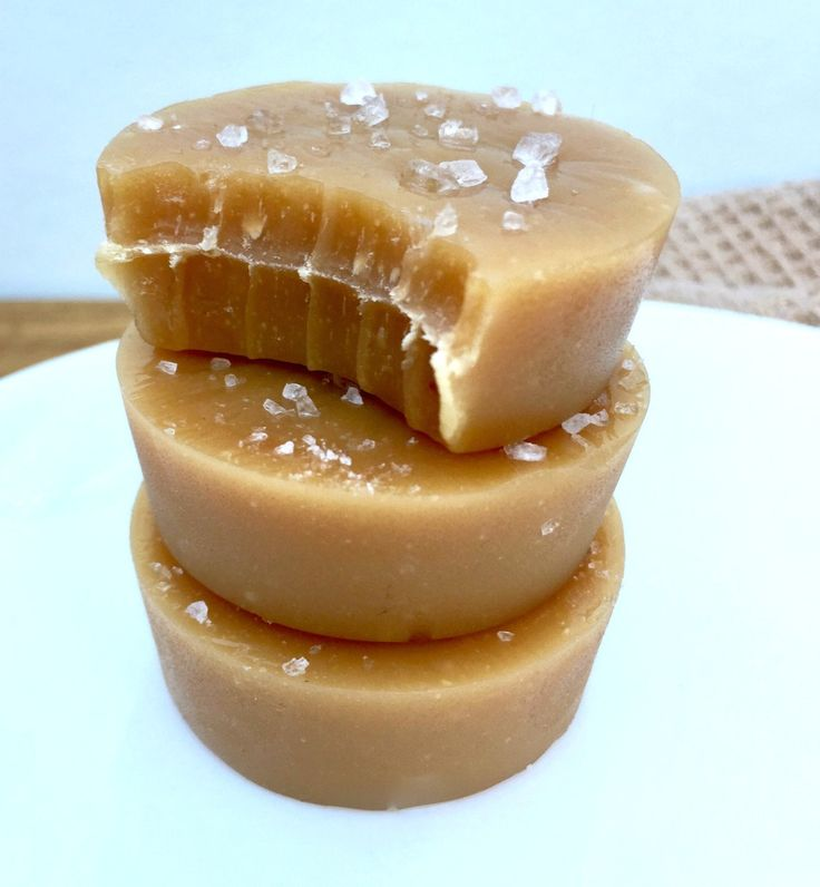 This simple 4 ingredient salted butterscotch fudge makes the most of a few pantry cupboard staples and tastes incredible.