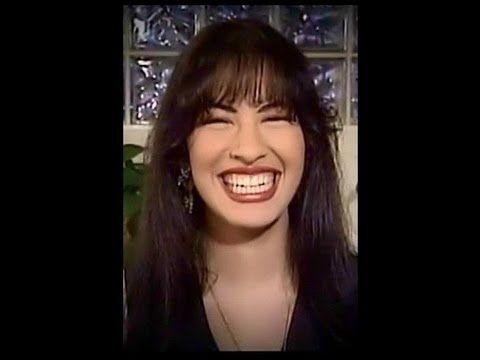 Selena Quintanilla laughing Part 1
