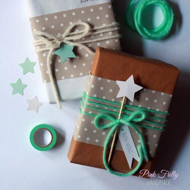 Christmas gift wrapping ideas  - goodtoknow