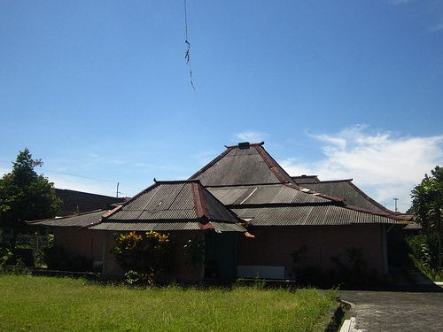 nDalem Mangkubumen, Keraton Surakarta (Solo)