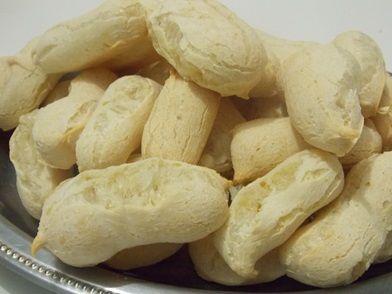 Imagem da receita Biscoito de polvilho assado fácil