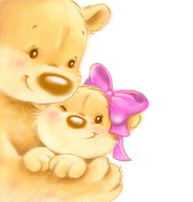 День матери милые картинки, анимашки тортом поздравления