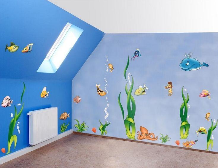 Kinderzimmer Gestalten Wand babyzimmer gestalten wandgestaltung, babyzimmer gestalten wandsticker, babyzimmer gestalten wandtattoos, babyzimmer wandge…