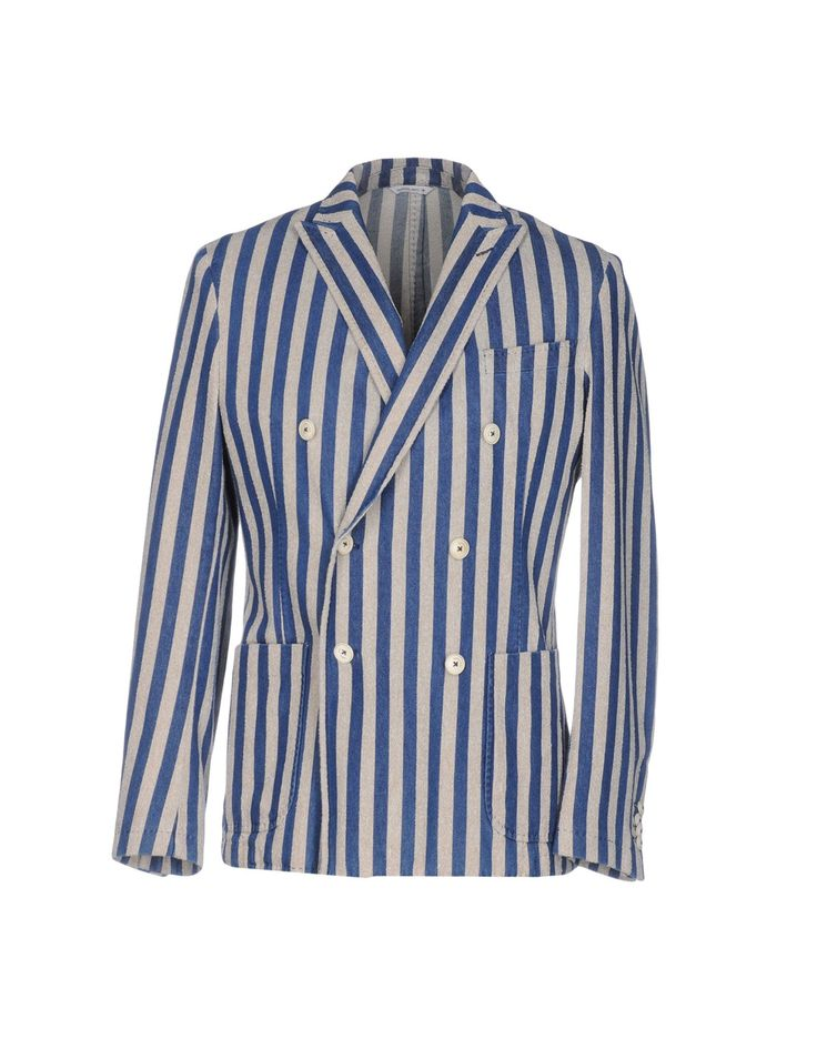 Manuel Ritz Men Blazer on YOOX. The best online selection of Blazers Manuel Ritz. YOOX exclusive items of Italian and international designers - Secure payments