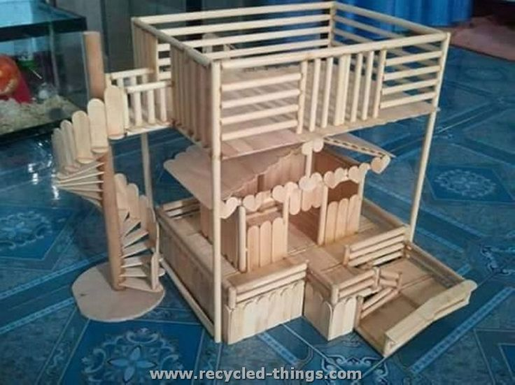 407 best popsicle stick art crafts images on pinterest for Designs using ice cream sticks