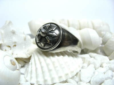 Chaos Symbol Ring  (Type 1)