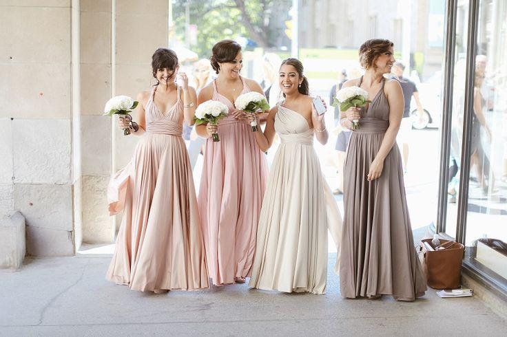 Blush Ball Gown Wedding Dress: {rosewater, Blush, Oyster, Mocha} Ball Gown #twobirds