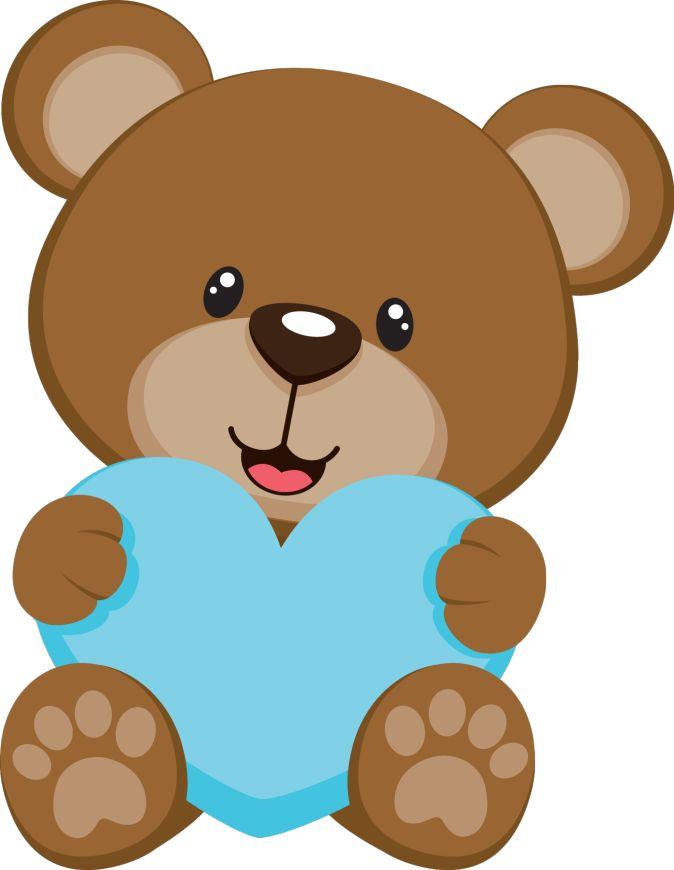 baby shower bear - Pesquisa Google