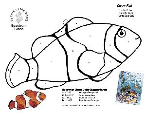 Easy+Fish+Stained+Glass+Patterns | Fish Free Pattern – Alpine Stained Glass and Door