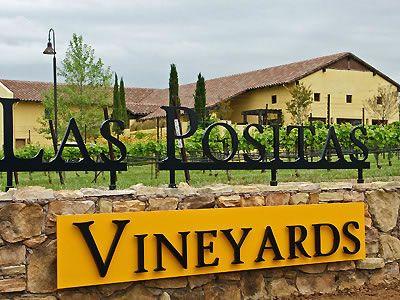 Las Positas Vineyards Livermore California Wedding Venues 1