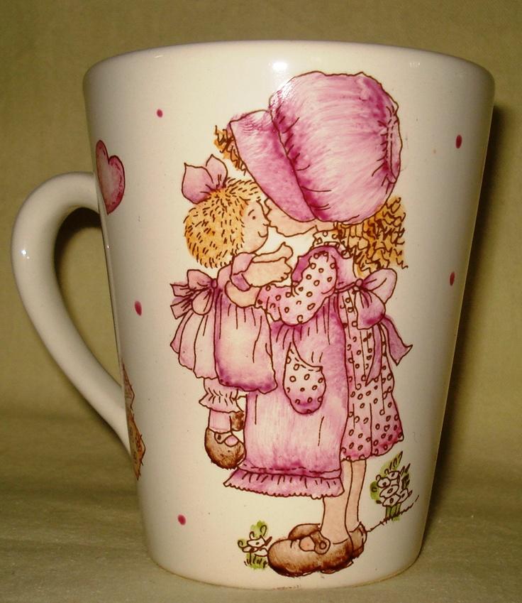 Taza ceramica con Sarah kay