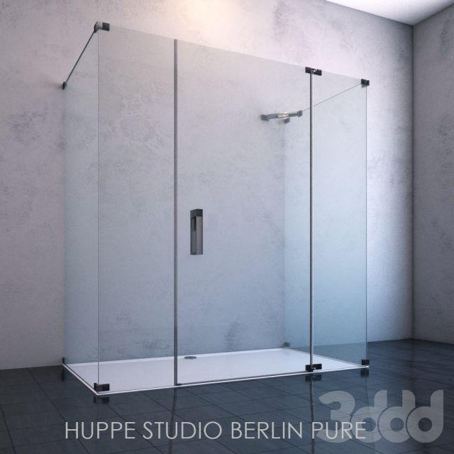 Душевая кабина HÜPPE Studio berlin pure