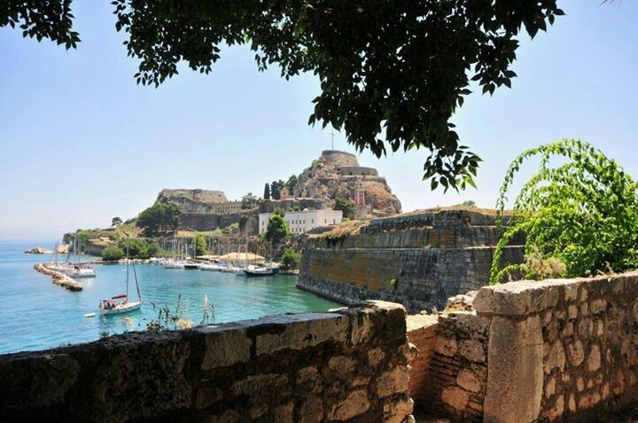 The old fortress - Corfu