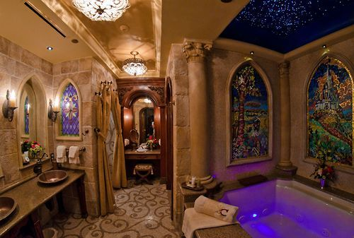 Disneyland Princess Suite