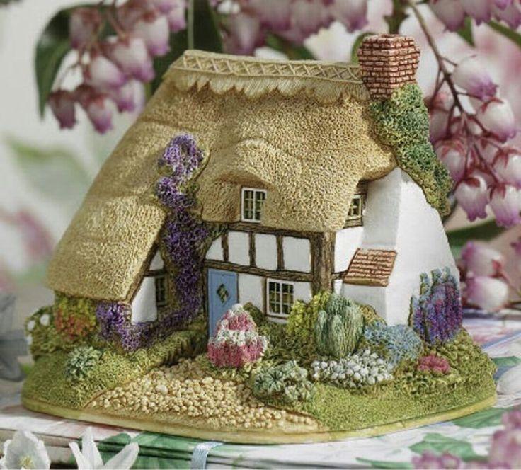Lilliput Lane-маленькие сказочные домики. Обсуждение на LiveInternet - Российский Сервис Онлайн-Дневников