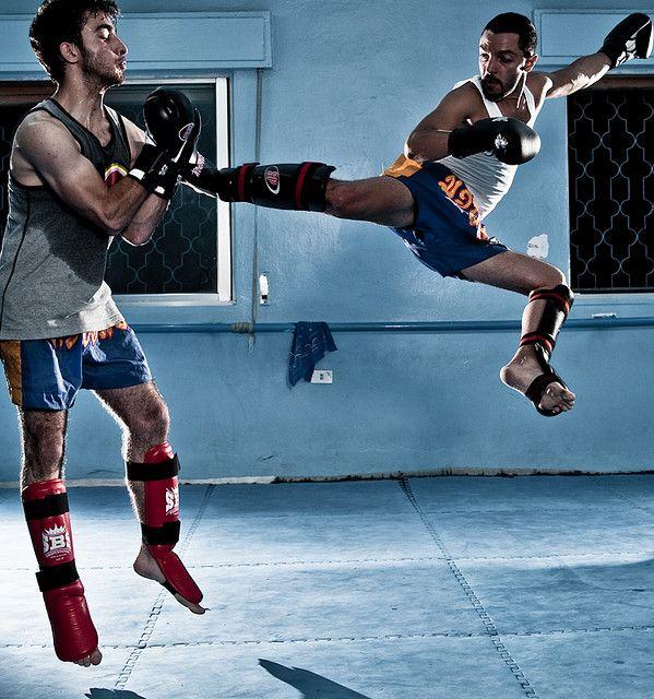 Muay Thai - Amman - Jordan