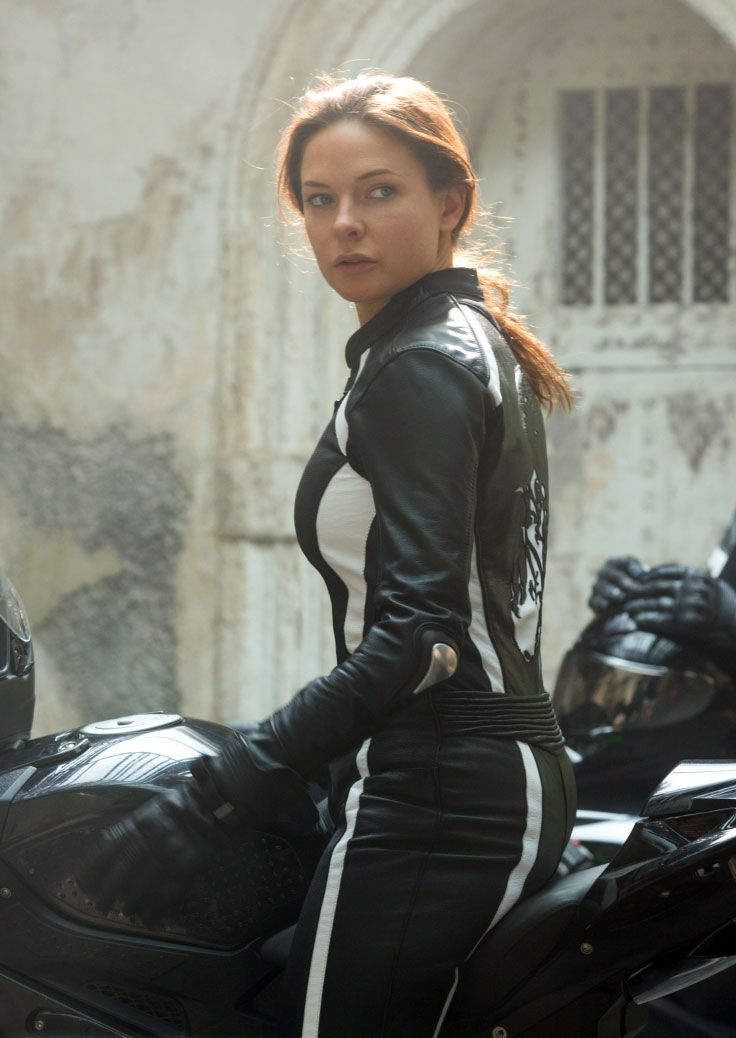 Rebecca Ferguson | Mission: Impossible - Rogue Nation ...