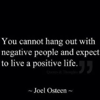negative people quotes and sayings | smart, quotes, sayings, negative people, positive life, joel osteen ...