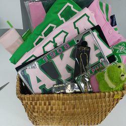 AKA gift basket