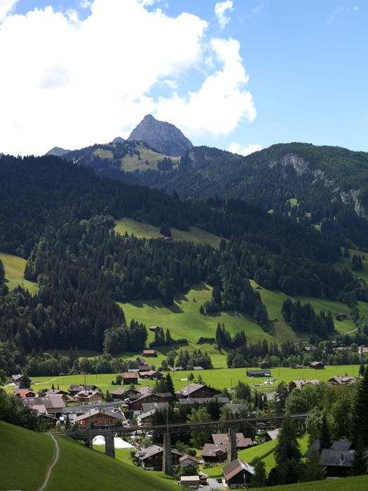 Dreaming of Switzerland