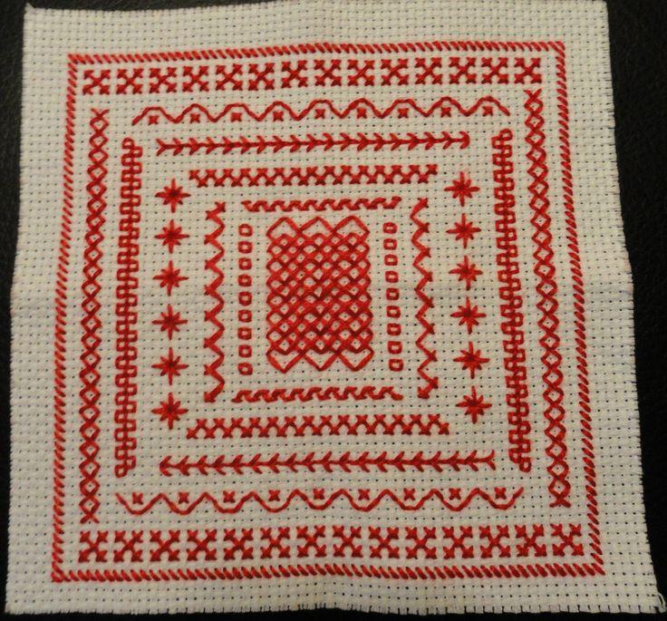 7 Cross Stitch Border Patternscross stitch patterns dmccom how to