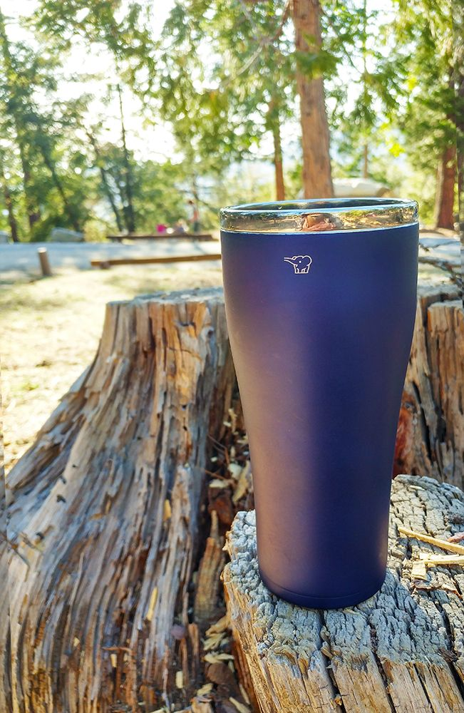 This summer is all about camping, and our Stainless Tumbler is along for the ride! Where does your #ZoGo?