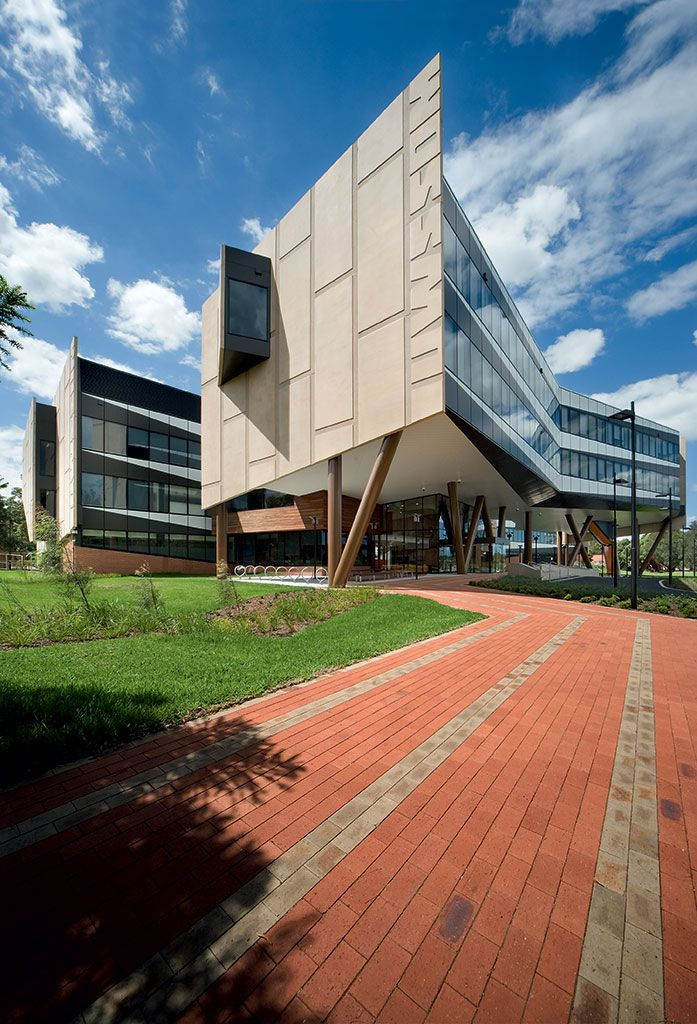 University of Western Sydney, School of Medicine » Lyons Architecture - Melbourne, Australia