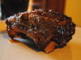 One Day at a Time: Root Beer BBQ Ribs