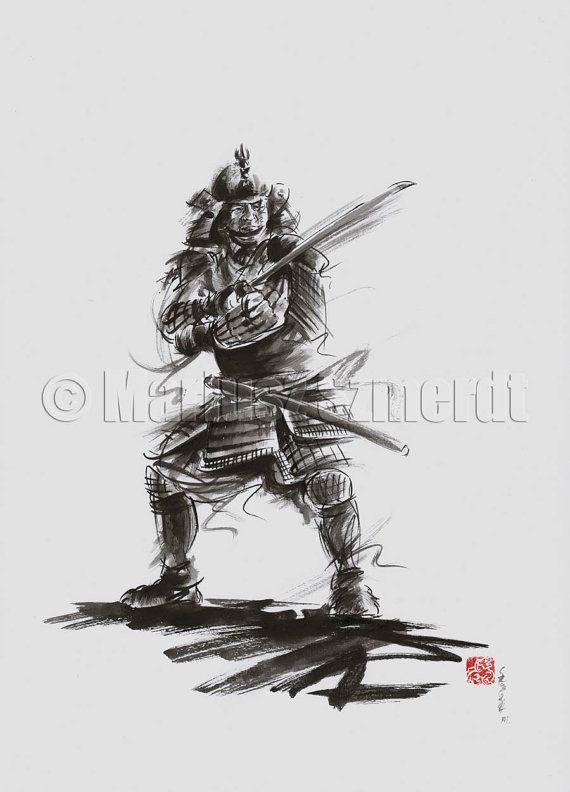Komplettes Original-Samurai-Krieger Rüstung Stahl von SamuraiArt