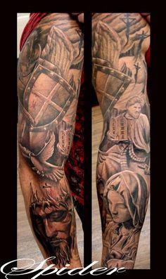 30 best construction tattoo ideas images on pinterest tattoo tattoo under construction in my tattoo work by mi familia tattoo malvernweather Choice Image