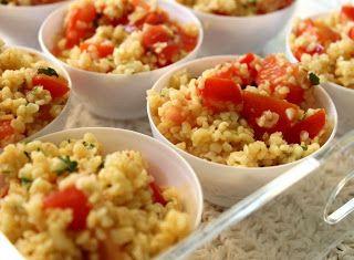 Denny Chef Blog: Taboulè alla libanese