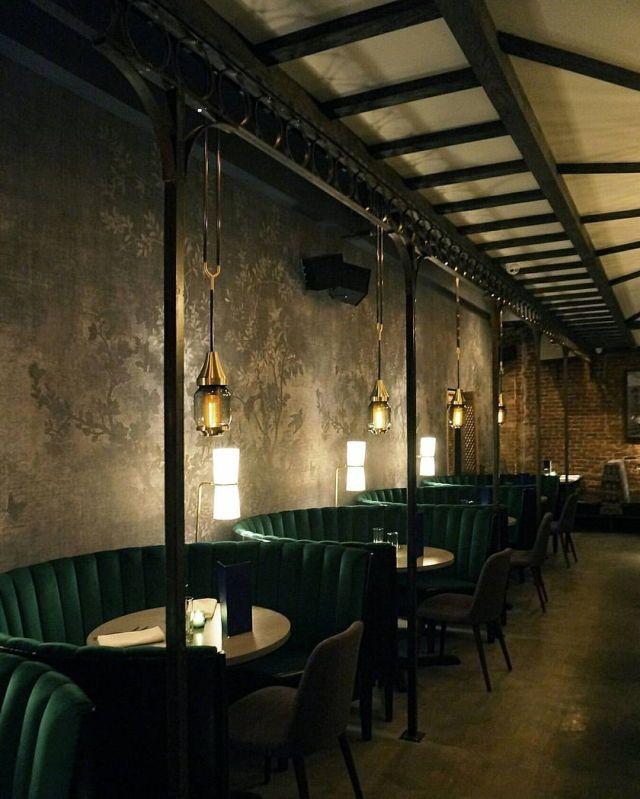 Wallcovering Rino Lounge In 2018 Restaurant Design Restaurant