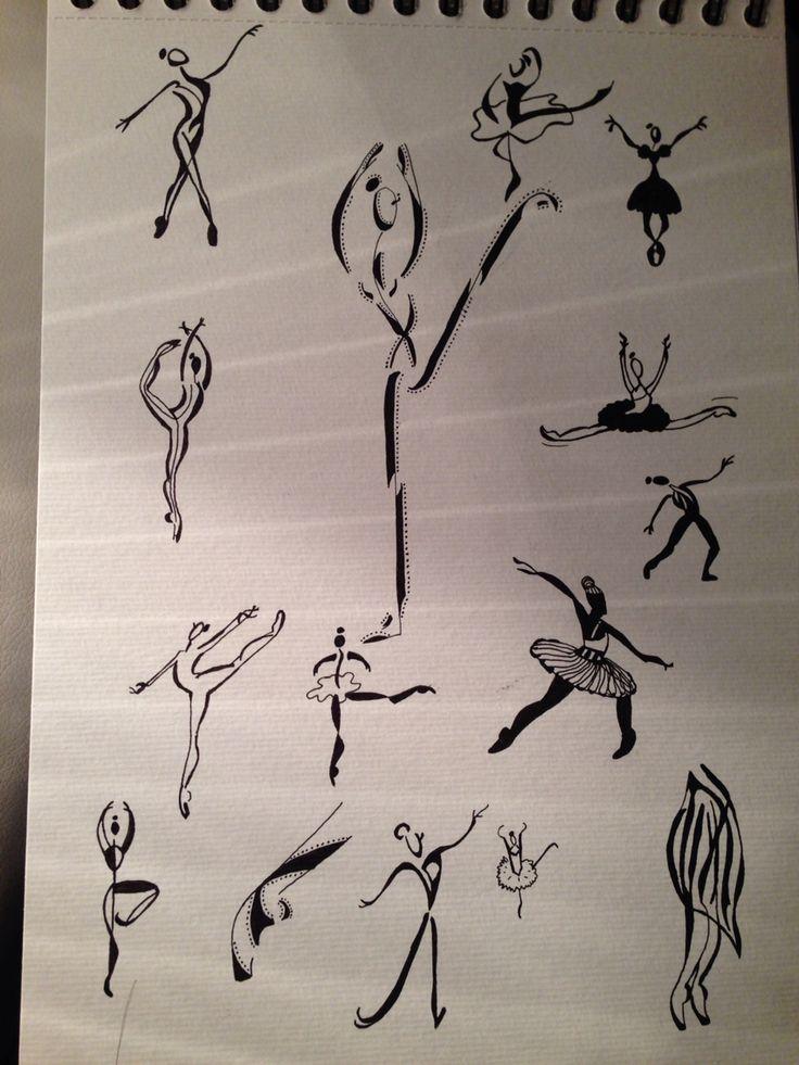 """""""Pure"""" et ses copines !  #lesballetgirls #alexandrinecomte #danseclassique #peinture #supernanas #couleurs #femmes"""