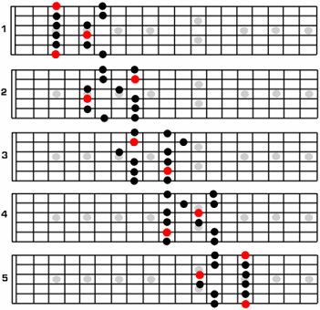 Learning intervals - Les Paul Forums