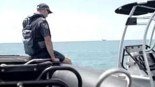 Cairns Water Police take us through the dangers lurking in Cairns waters.